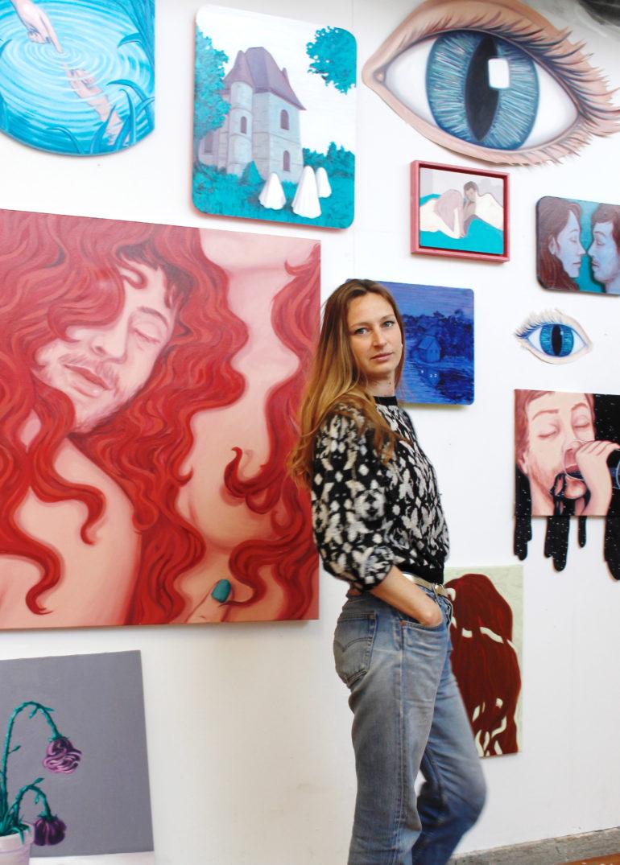 Lise Stoufflet