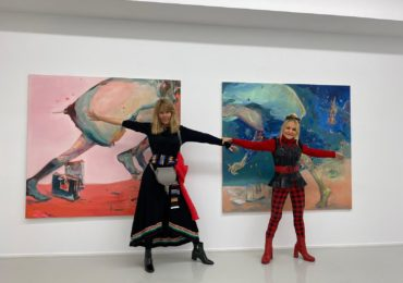 Anna Tuori & Suzanne Tarasieve, Courtesy Galerie Suzanne Tarasieve