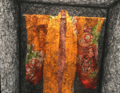 Chiharu Shiota, Templon Gallery