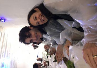 Dîner de Noël 2019, avec Ulysse Bourderias