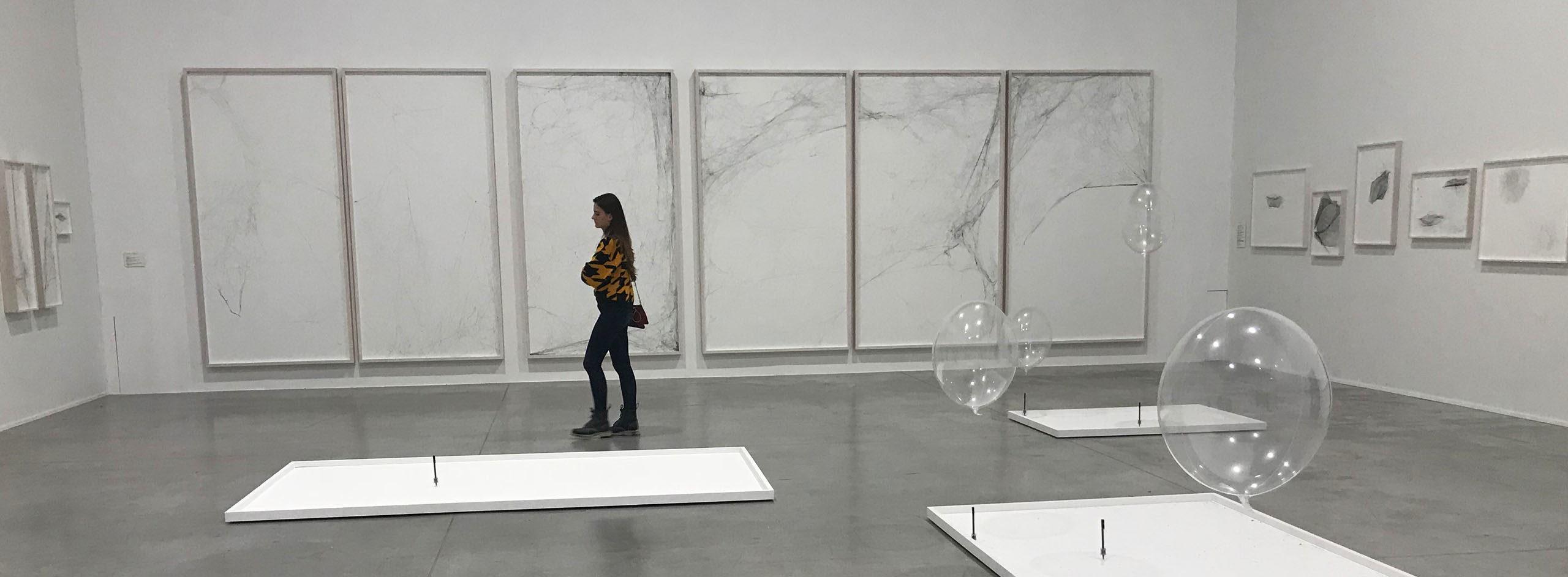 Exposition ON AIR, Tomás Saraceno au Palais de Tokyo