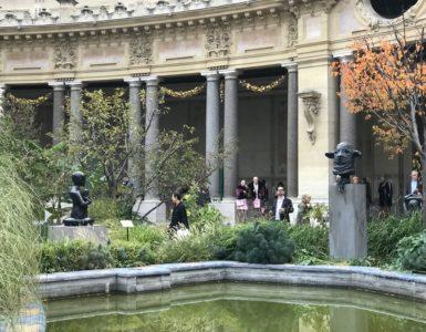 FIAC-PROJECT-Sculptures de Françoise Petrovitch, Jardin du Petit Palais
