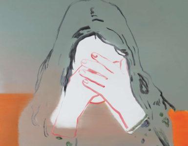 Lucie, 2020 - Françoise Pétrovitch - Galerie Sémiose