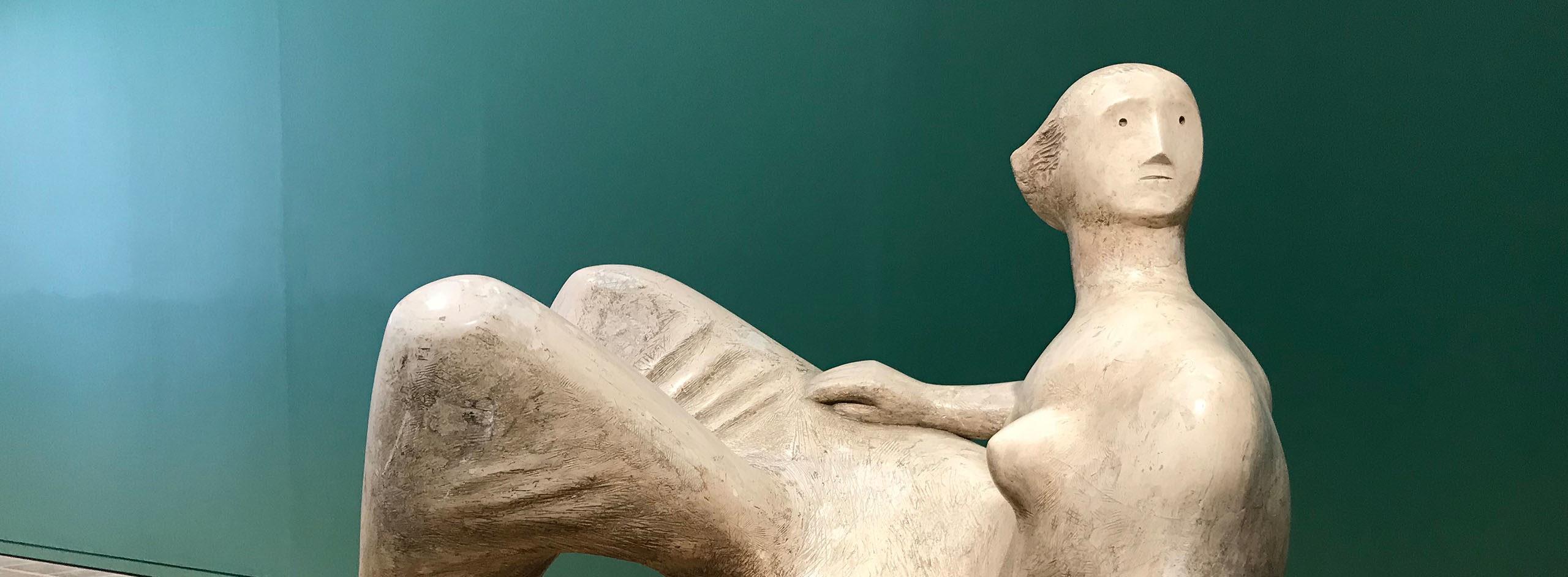 Henry Moore, Fonds Hélène et Édouard Leclerc pour la culture, Landerneau