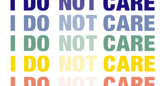 I DO NOT CARE - Exposition collective A2Z Gallery - du 14 au 30 janvier 2021