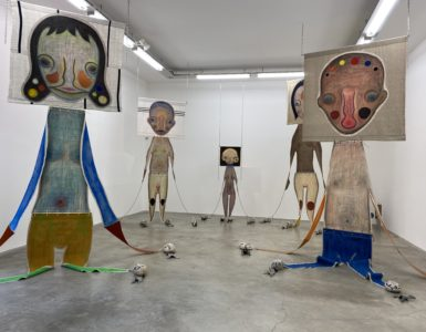 IZUMI KATO Solo Show Galerie PERROTIN Paris, 29 Août au 10 Octobre 2020