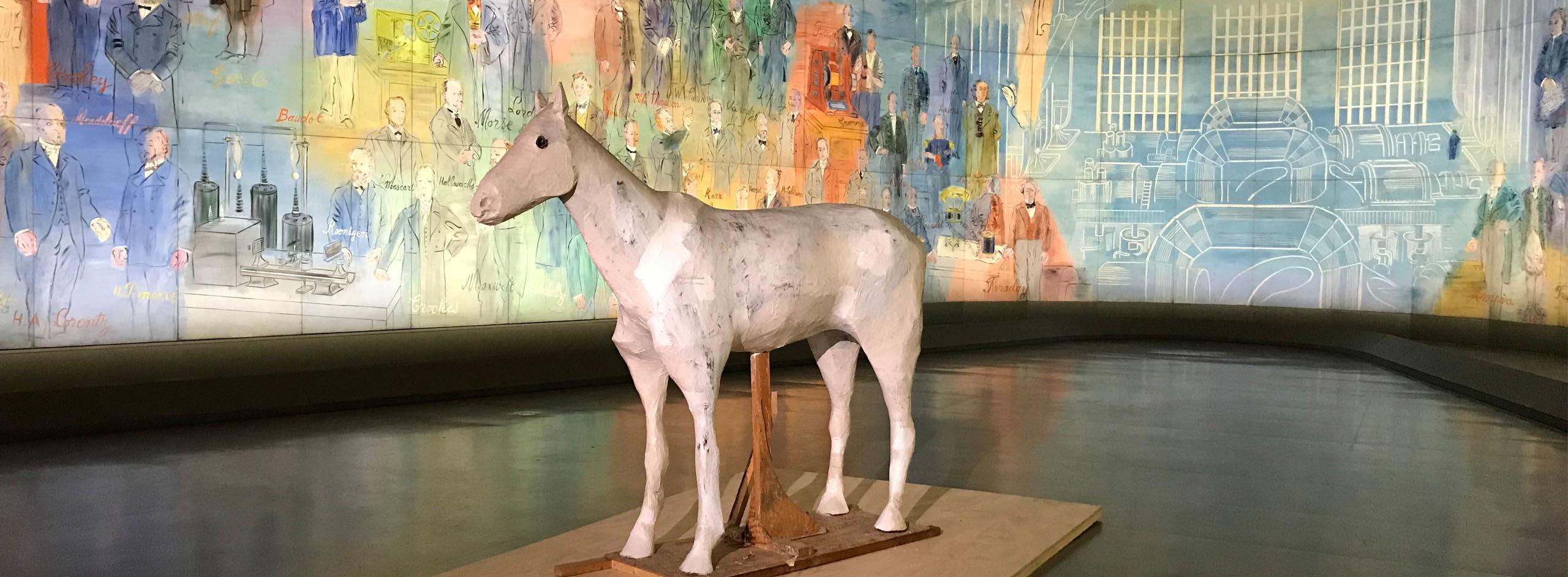 La fée électricité, Raoul Dufy, Musée d'art Moderne de la ville de Paris