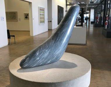 Le Phoque, C. Brancusi, Centre Pompidou