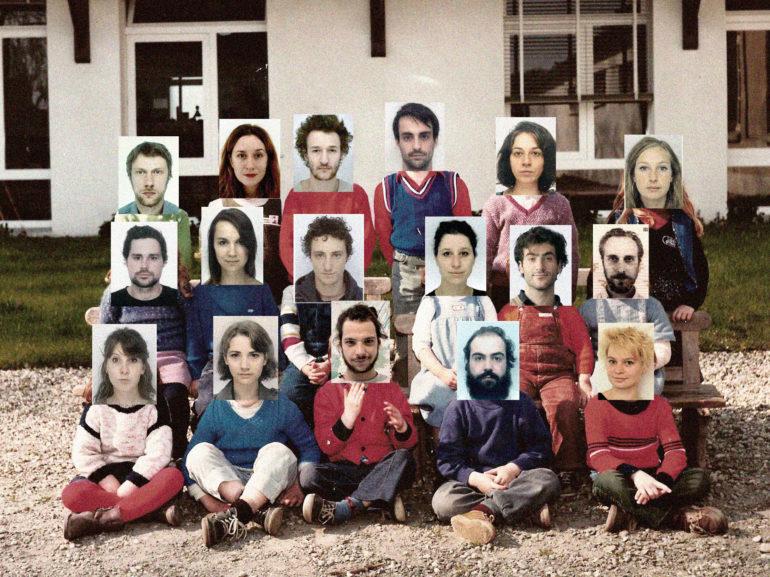 Les 17 artistes du HOULOC, Aubervilliers