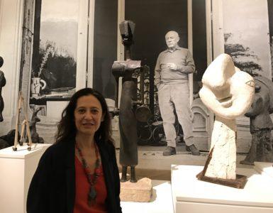 Marianne au Musée Picasso Paris