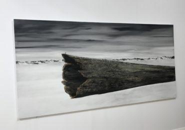 Oeuvre de Shiori Eda, Stand A2Z Gallery, Foire Asia Now