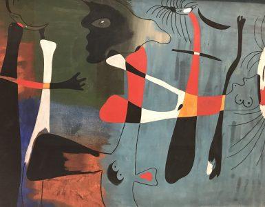 Sans titre, J. Miró, Collection Particulière